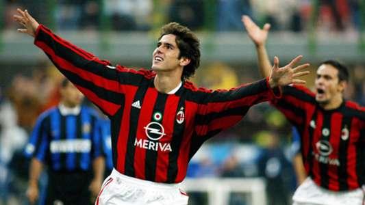 Kaka AC Milan Inter