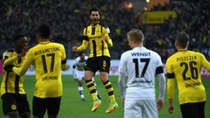 Nuri Sahin Bundesliga Dortmund v Gladback 031216
