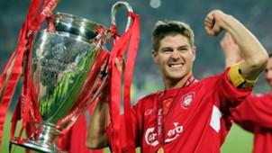 Steven Gerrard Champions League