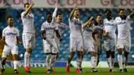 HD Leeds United celebrate
