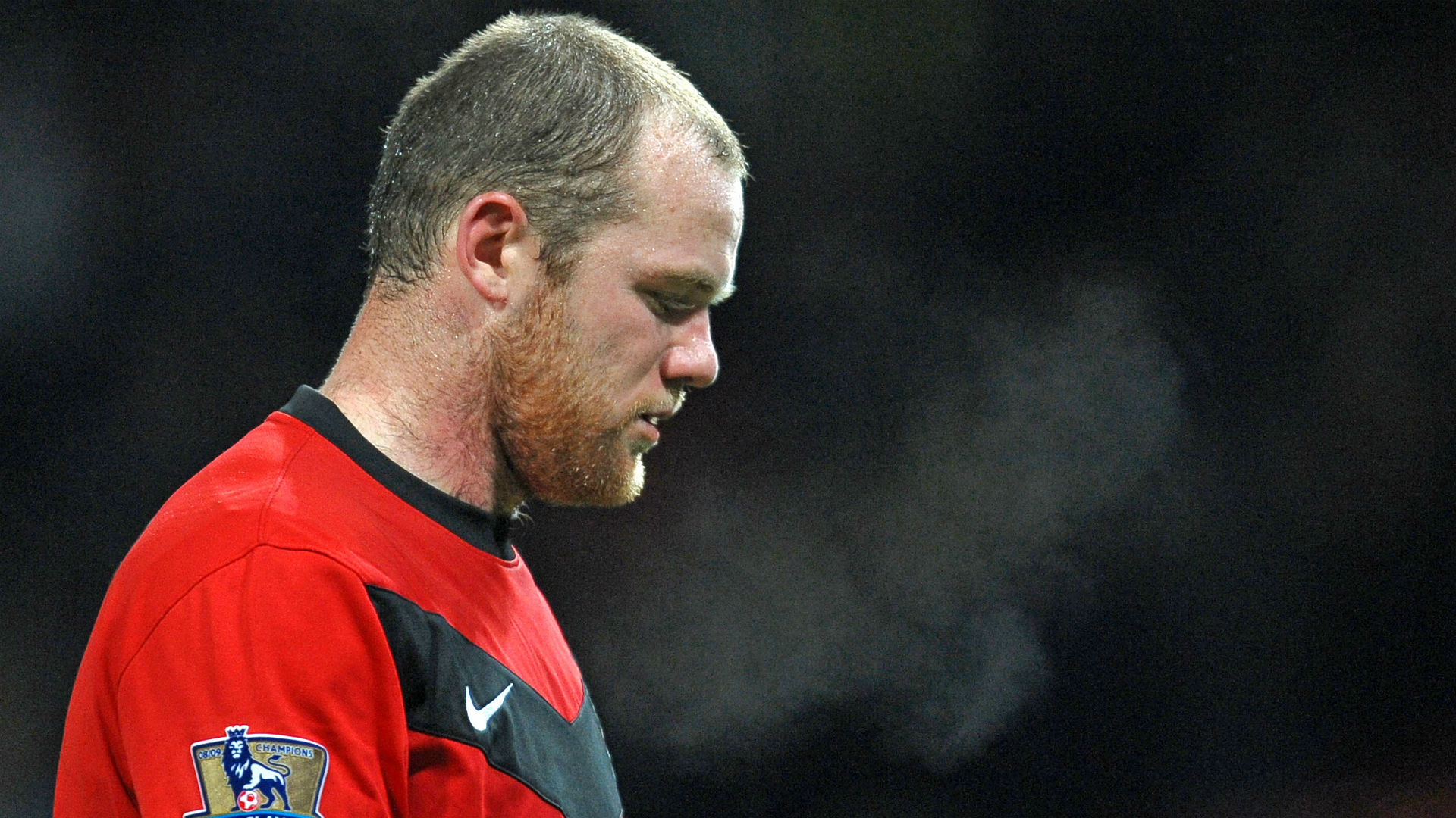 Wayne Rooney Aston Villa 1-2 Manchester United 2010