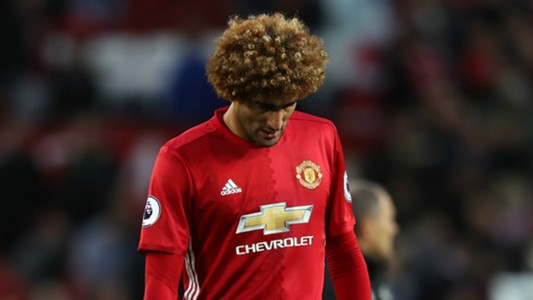 HD Marouane Fellaini Manchester United