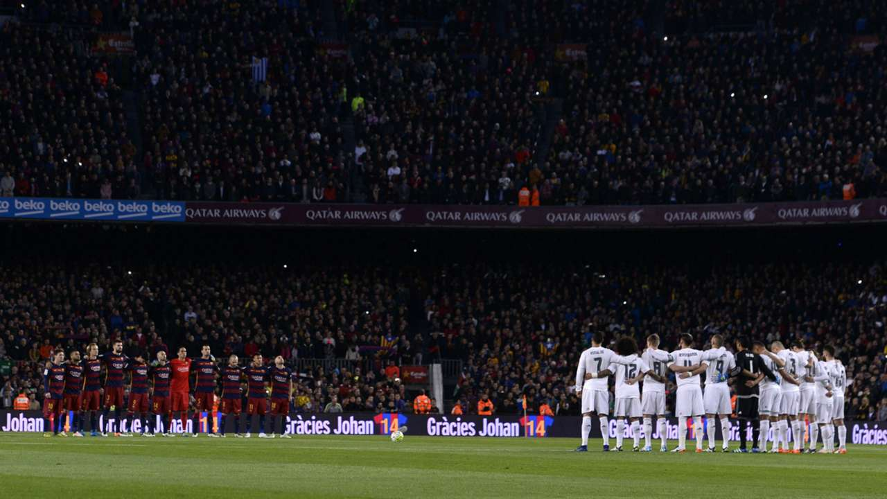 Barcelona Real Madrid HD
