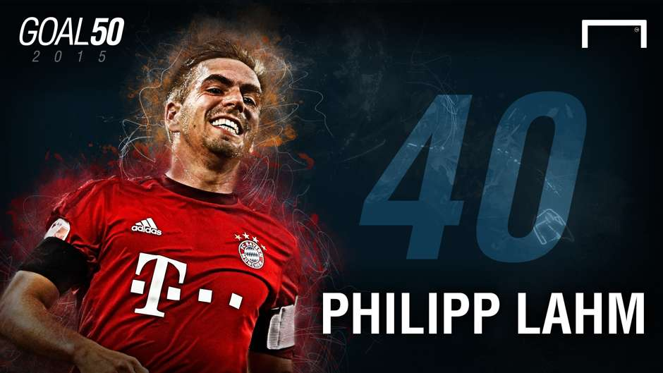 40 Phillipp Lahm G50