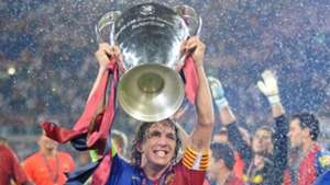 Carles Puyol Barcelona 27052009