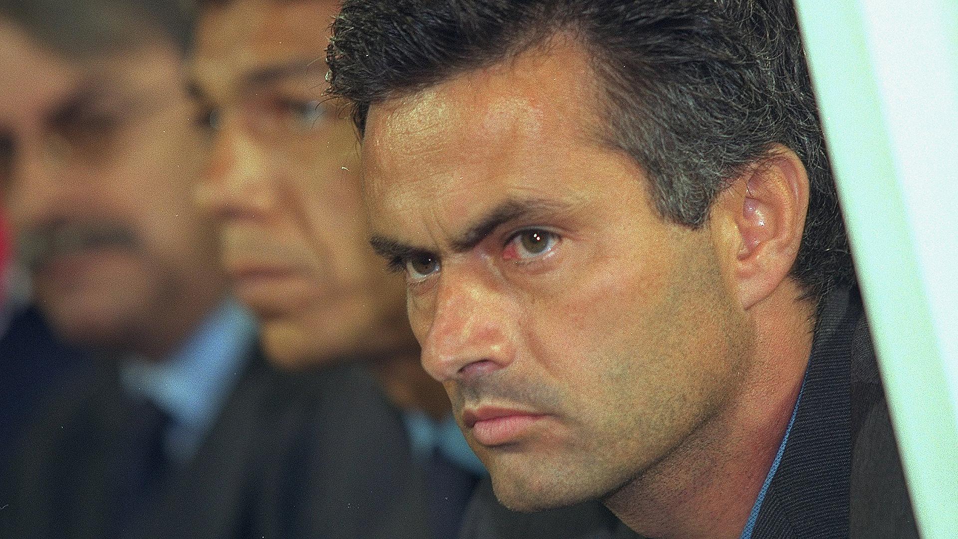 1 Jose Mourinho Benfica.