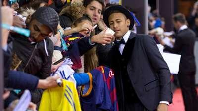 Neymar 2015 Ballon d'Or