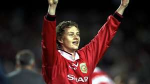 Ole Gunnar Solskjaer Manchester United Champions League