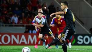 Eden Hazard Belgium Andorra