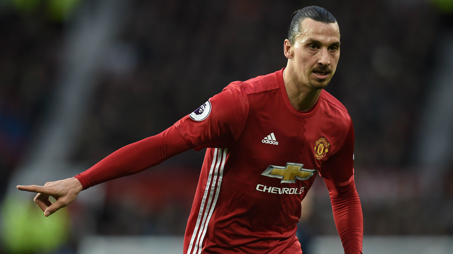 HD Zlatan Ibrahimovic Manchester United 31122016