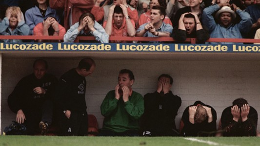 Brian Clough Nottingham Forest