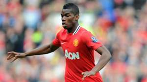 Paul Pogba Manchester United 2012