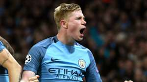 UEFA Team of the Year Kevin De Bruyne