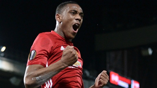 Anthony Martial Manchester United Fenerbahce Europa League