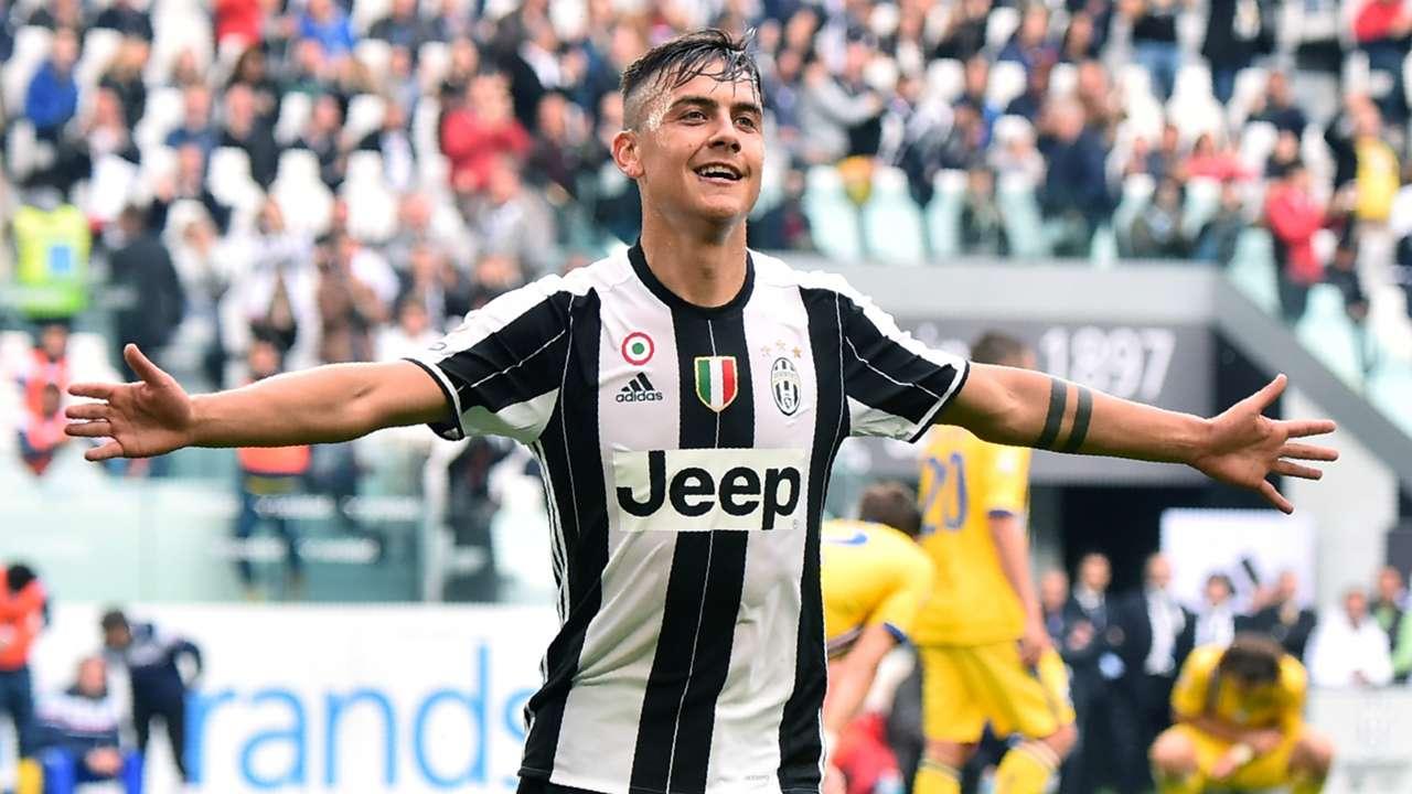 Paulo Dybala Juventus Serie A 2016