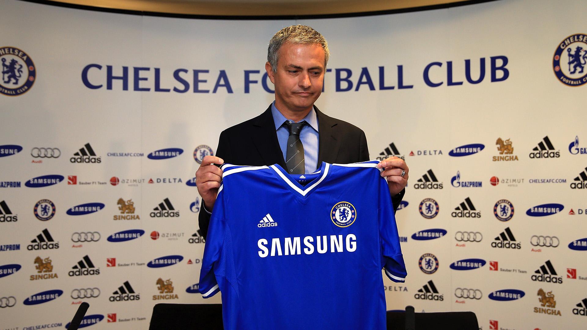 35 Jose Mourinho Rejoin Chelsea