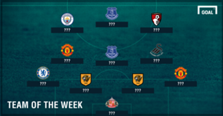Premier League Team of the Week intro