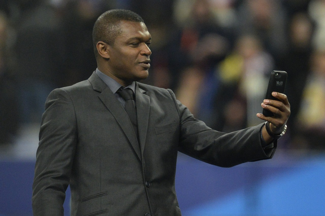 Sarpong backs Marcel Desailly for Ghana job
