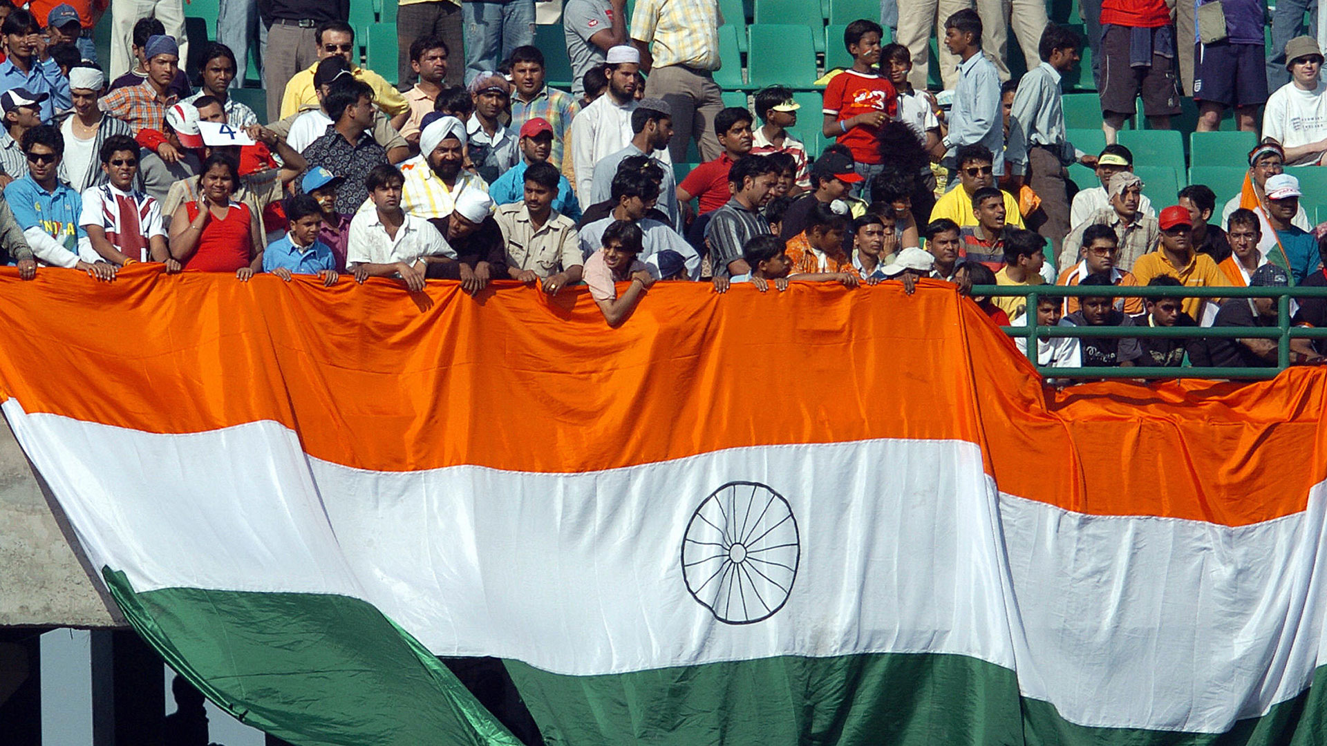 Indian Cricket Match
