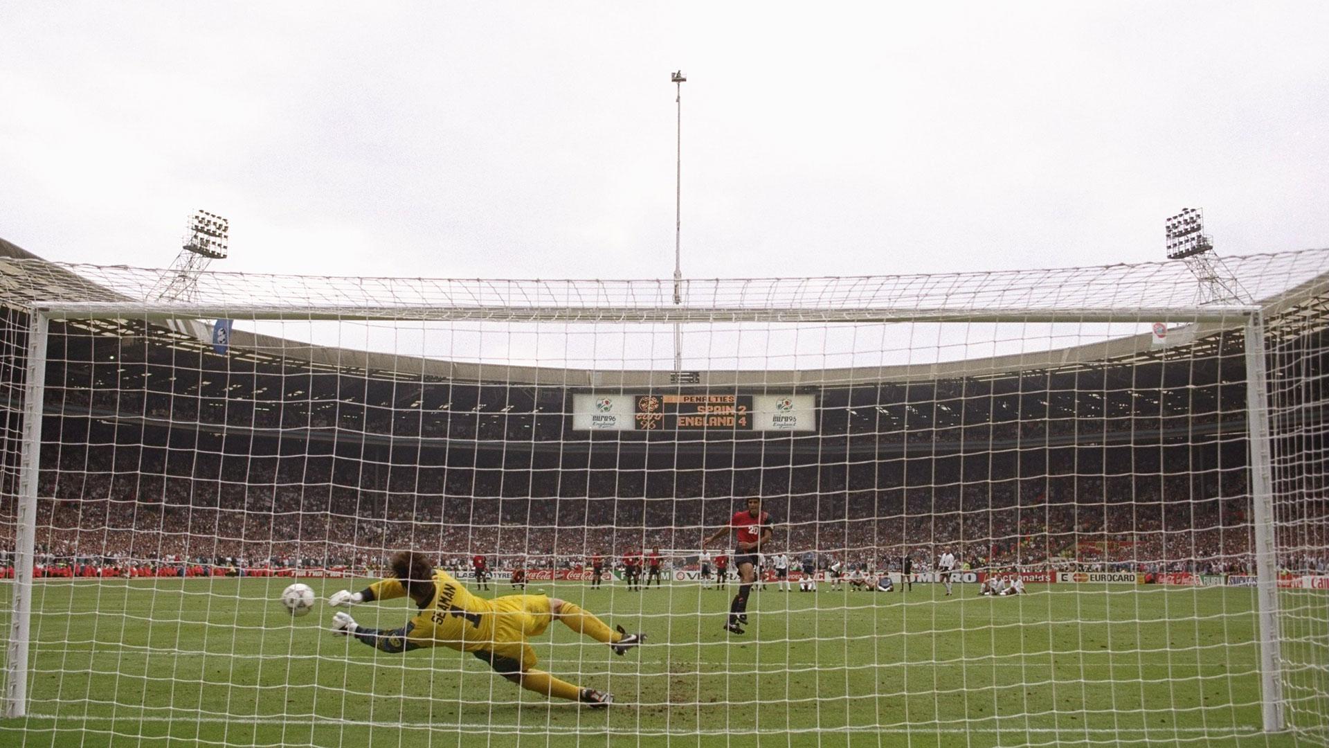 Miguel Angel Nadal Spain England Euro 1996
