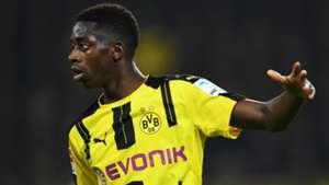 Ousmane Dembele Borussia Dortmund