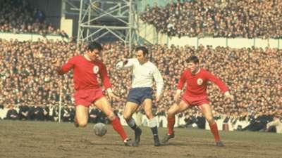 Jimmy Greaves Tottenham Liverpool