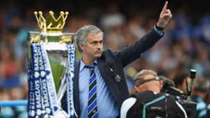 41 Jose Mourinho Premier League title