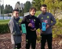 Chelsea Premier League winners leak