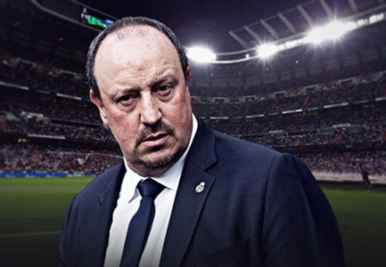 Rafael Benitez Real Madrid