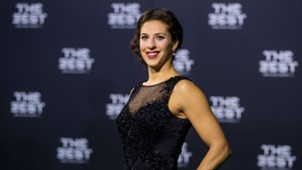 Carli Lloyd The Best Fifa Football Awards 09012017