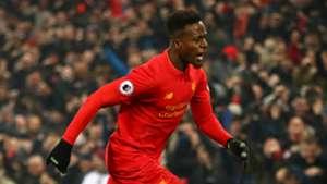 HD Divock Origi celebrates Liverpool