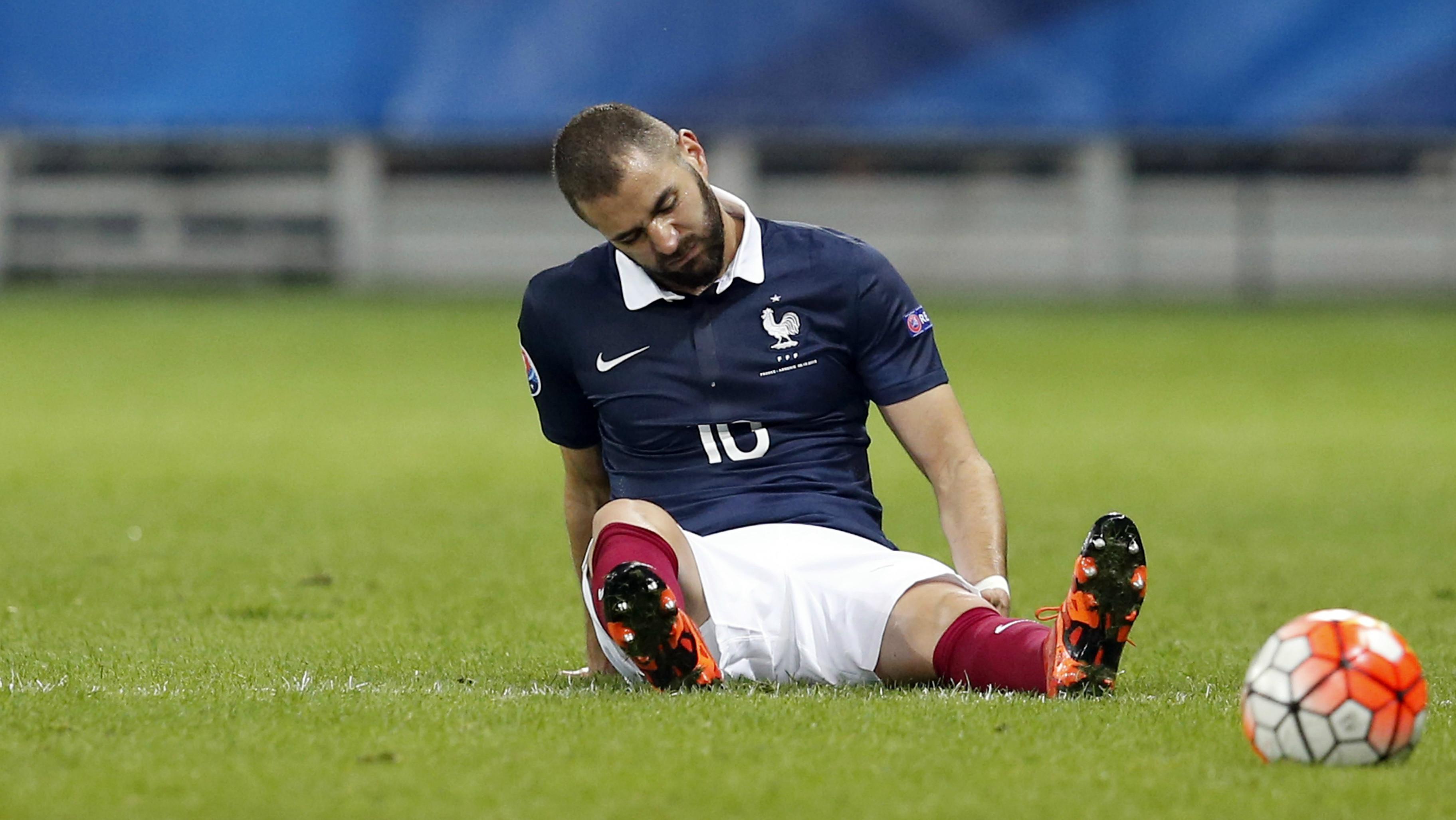 HD Karim Benzema France