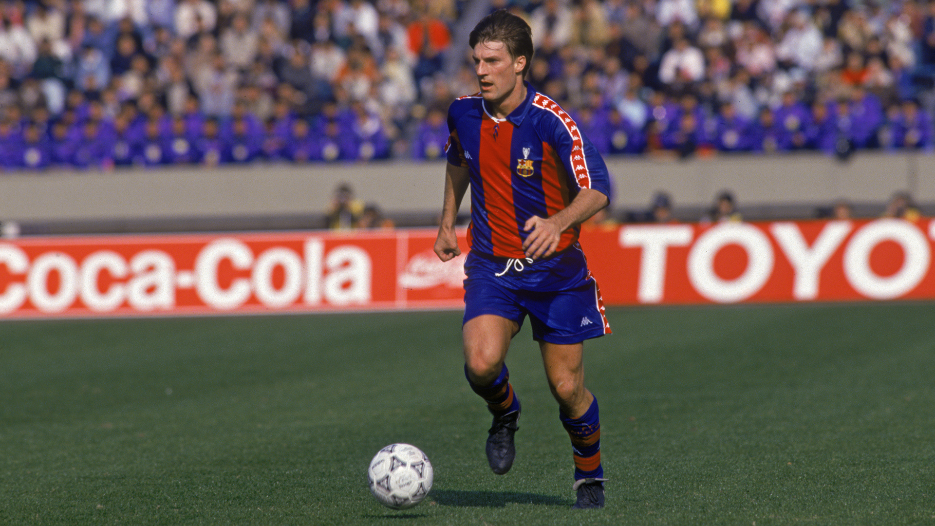 Michael Laudrup Barcelona