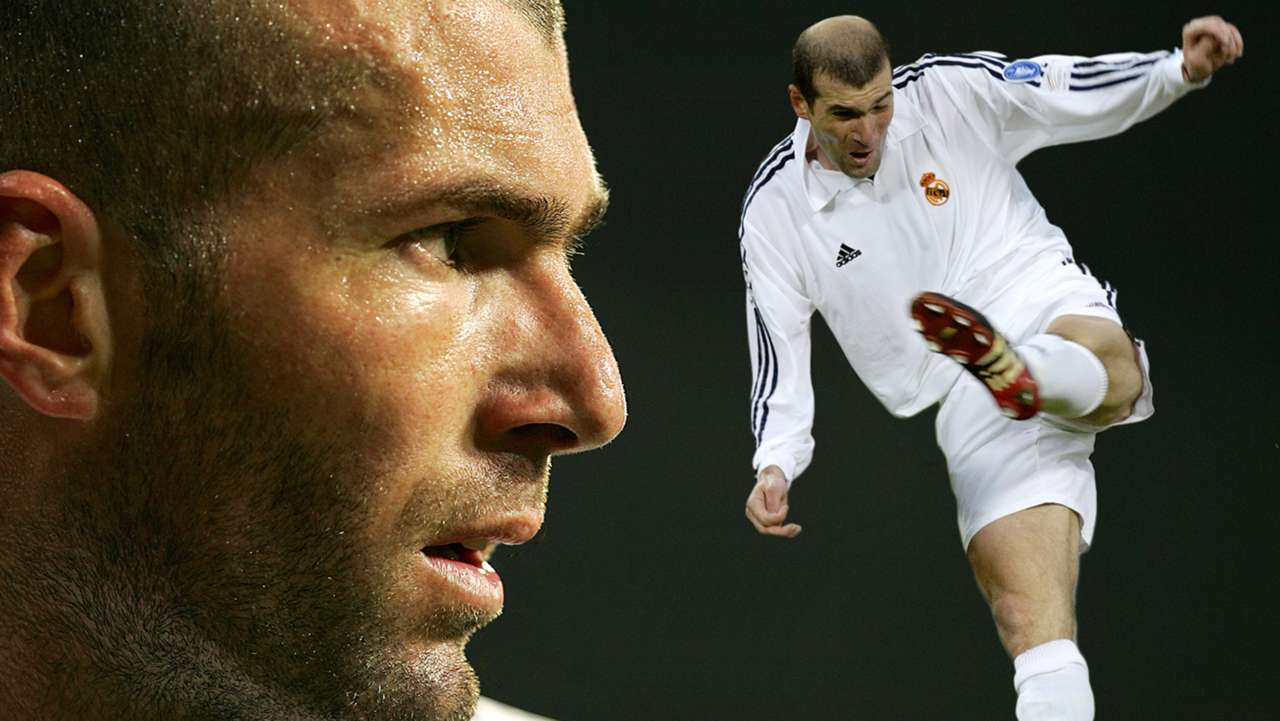 Zinedine Zidane gallery cover