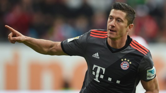 UEFA Team of the Year Robert Lewandowski