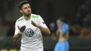 Daniel Caligiuri Wolfsburg Europa League
