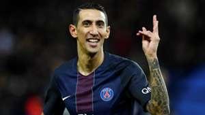 Angel Di Maria Paris Saint-Germain PSG