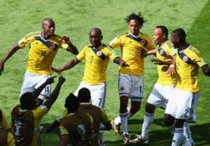 Colombia Greece 2014 World Cup Group C 14062014