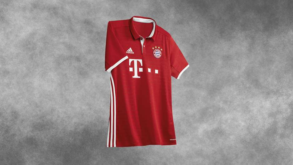 Bayern 2016-17 kit