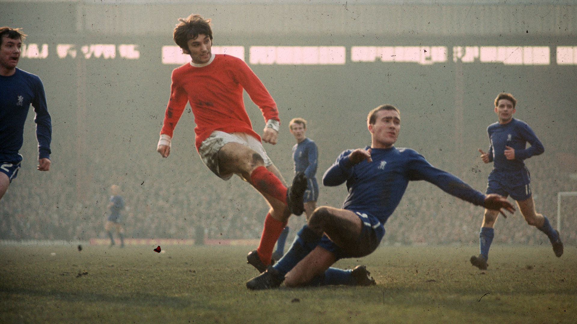 George Best Manchester United Chelsea