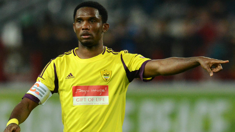 Samuel Eto'o Anzhi