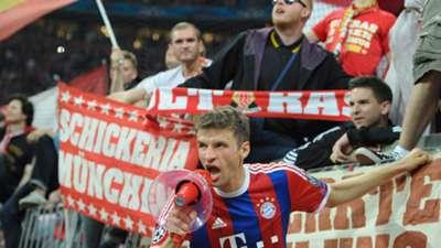 Thomas Muller Bayern Munich FC Porto Champions League 21042015