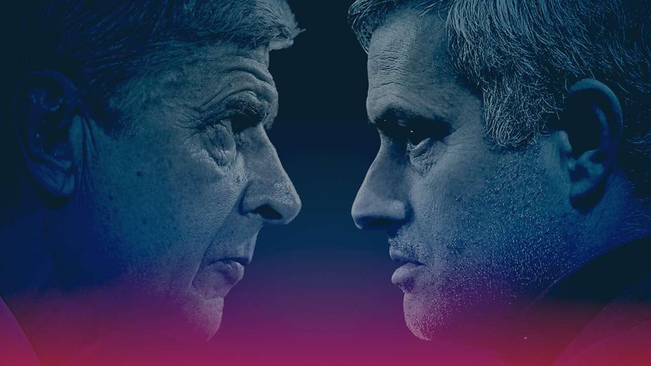 Arsene Wenger Jose Mourinho Quotes Cover