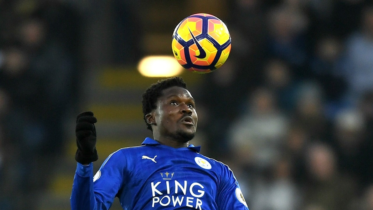 Daniel Amartey Leicester City 31122016