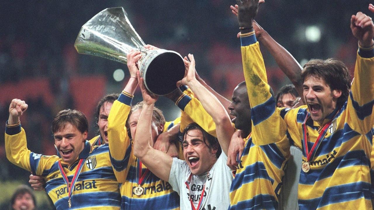 Parma 1999 UEFA Cup