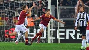 Francesco Totti Roma Juventus Serie A 2013