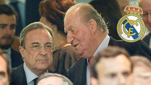 Juan Carlos I   Abdicated former king of Spain   Real Madrid fan