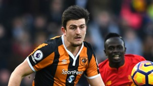 HD Harry Maguire Hull City