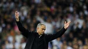 30 Jose Mourinho Real Madrid semi final second leg