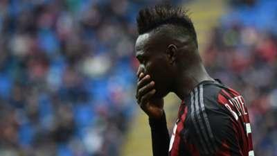 HD Mario Balotelli AC Milan Serie A
